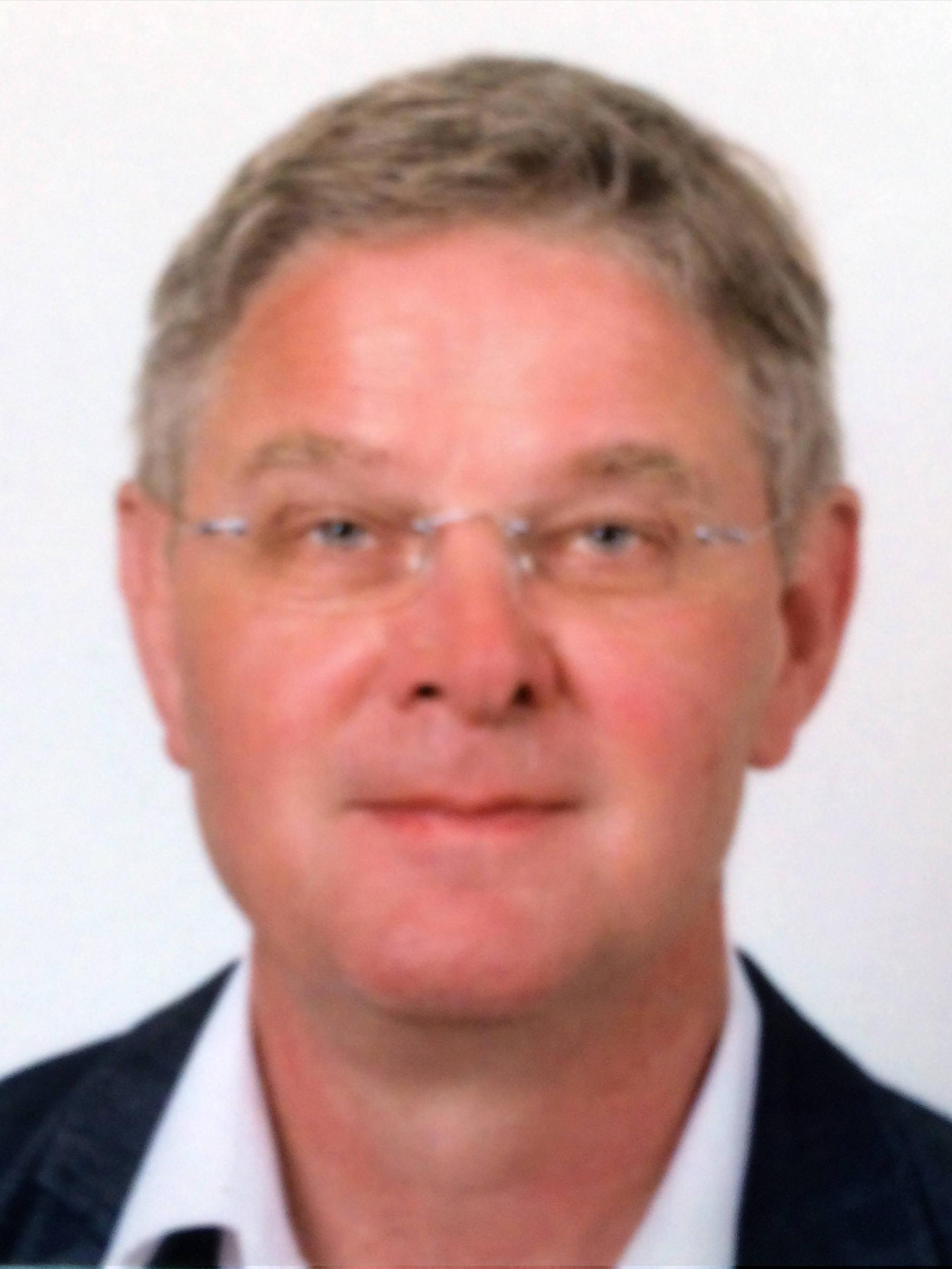 Geschäftsführer Gerhard Averkorn